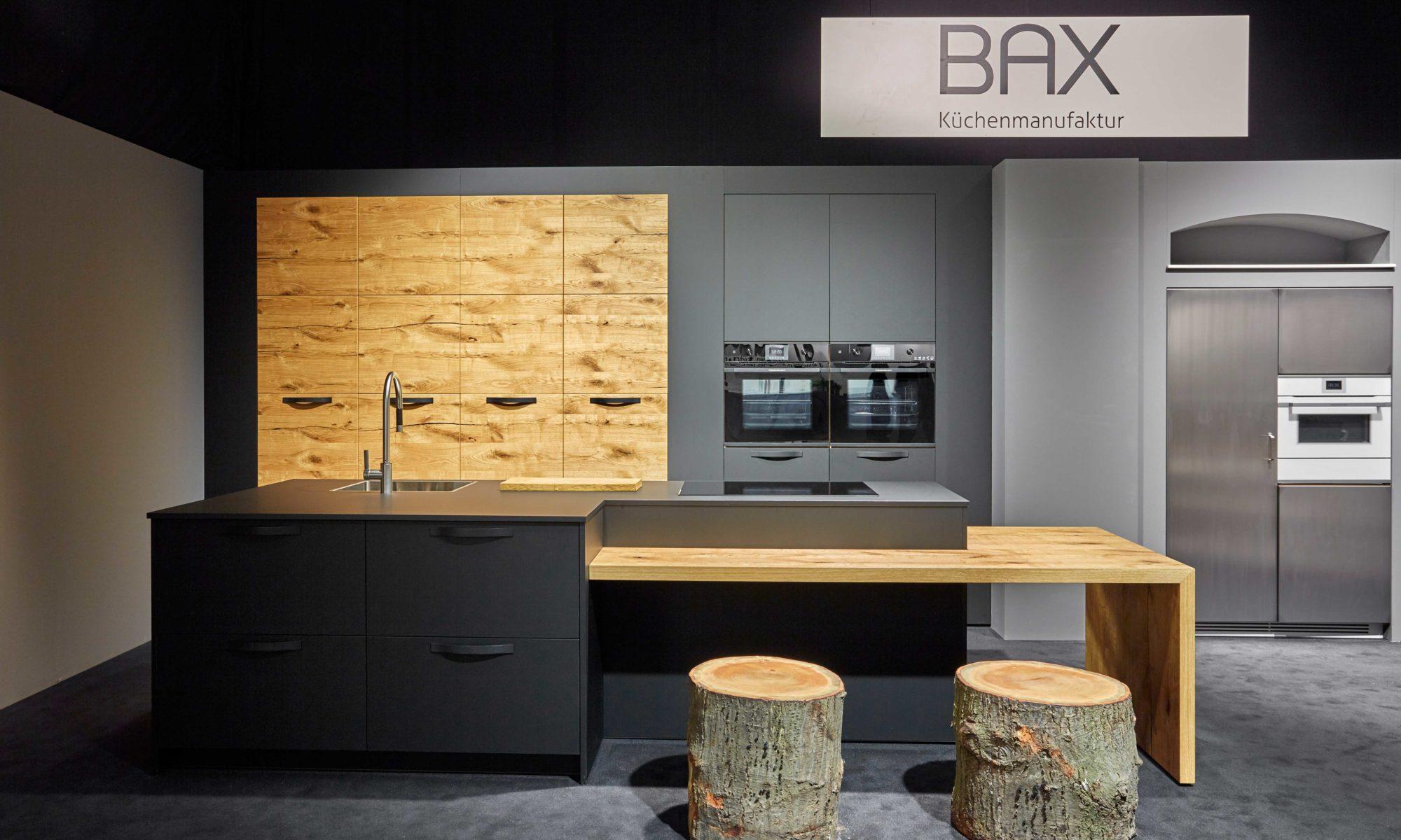 BAX, Küche, modern, Design, Holz